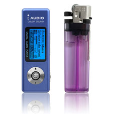 mp3 player iAudio u2
